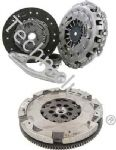 LUK DUAL MASS FLYWHEEL & LUK CLUTCH KIT WITH ARM FOR BMW 530D 530 D E60 & E61